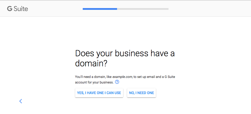 Verify Domain Ownership