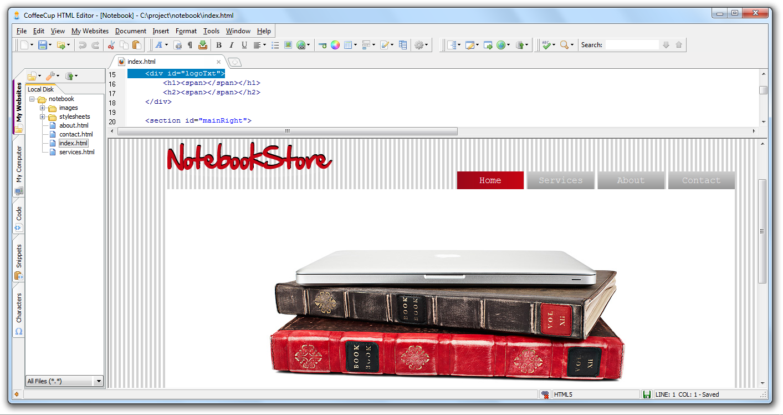Editing Coffeecup Theme Graphics Coffeecup Software