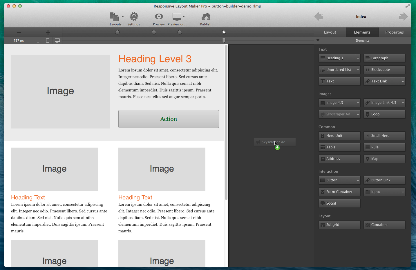 Responsive Layout maker pro Torrent