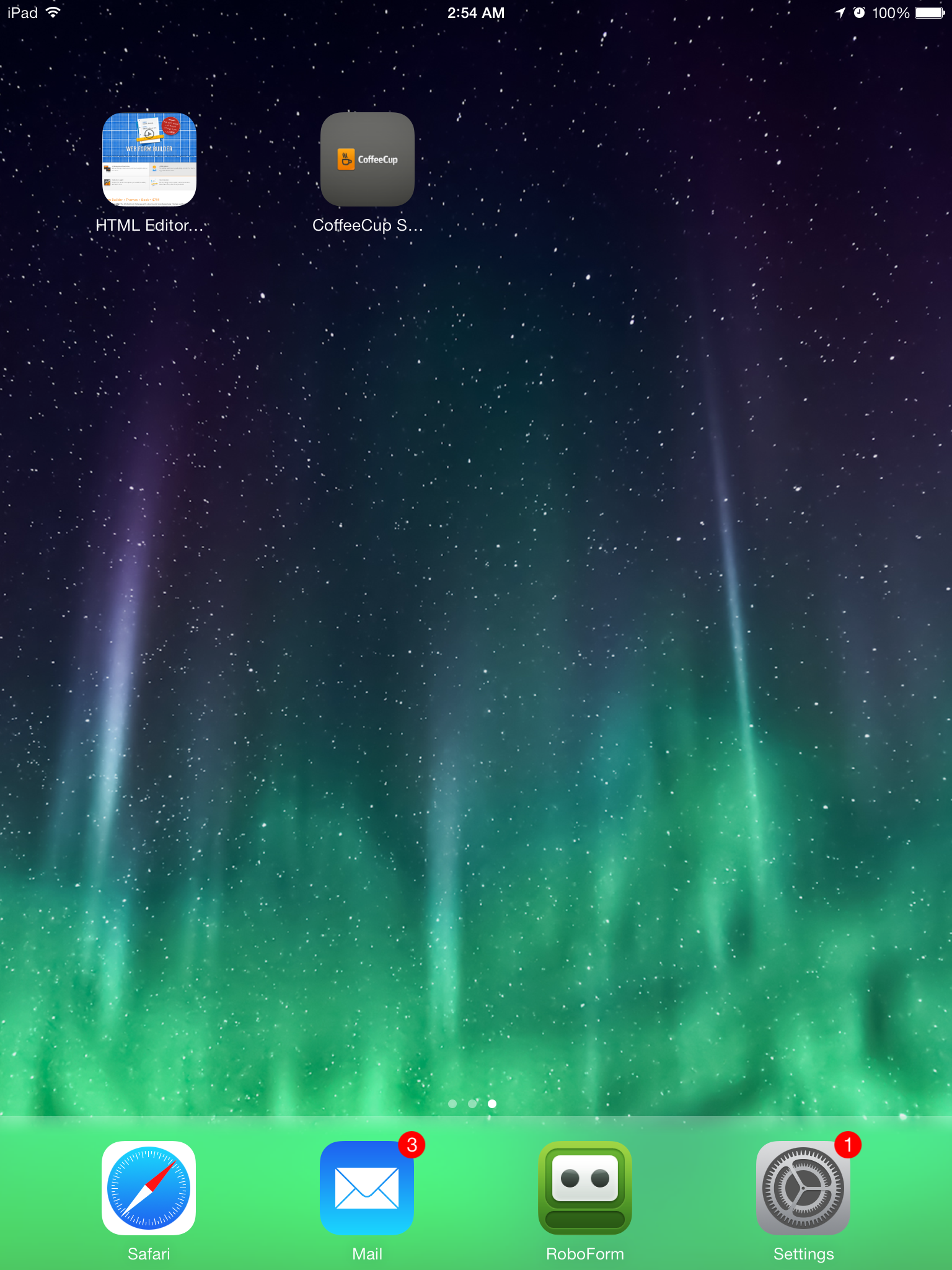 Creating an iOS Home Screen Icon | CoffeeCup Software