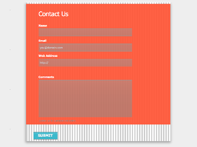 Be Happy - Web Form Builder (Responsive)
