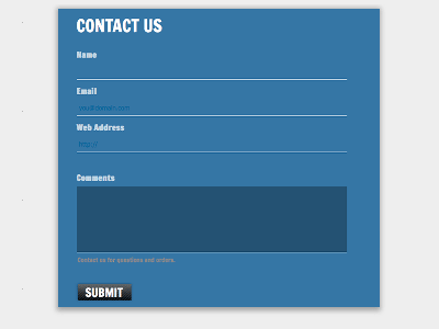 Beta Pro - Web Form Builder Theme
