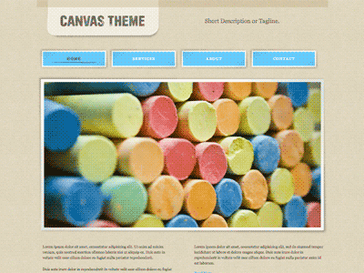 Canvas - HTML Editor (Responsive)