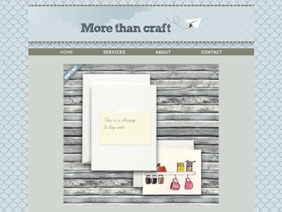 Craft - HTML Editor Theme