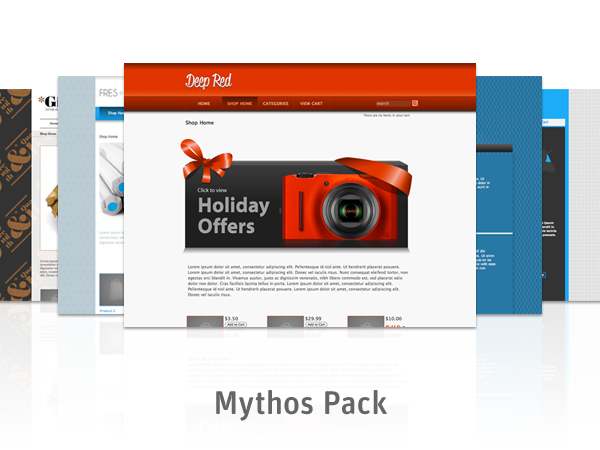 Mythos Graphics Pack
