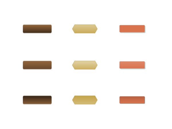 Sand Buttons Pack