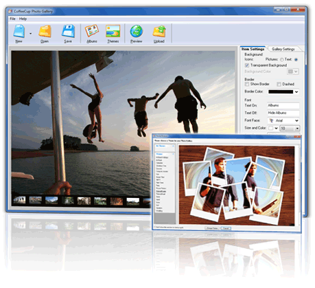 Portable CoffeeCup Photo Gallery v5.95 Build 4 + Themes | 16.66 MB